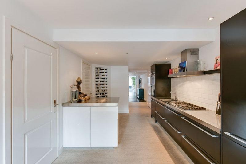 Keuken Met Dakraam : Rond dakraam in hr glas koepellux